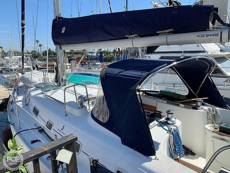 1997 Beneteau boat for sale, model of the boat is Oceanis 461 & Image # 38 of 40