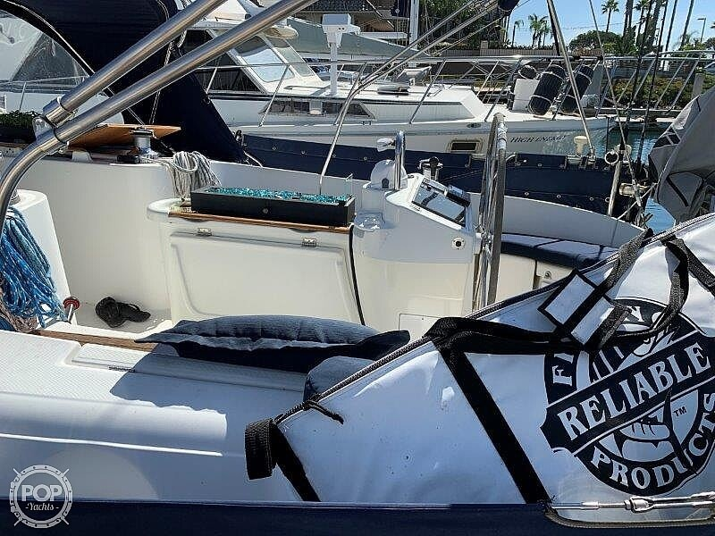 1997 Beneteau boat for sale, model of the boat is Oceanis 461 & Image # 40 of 41