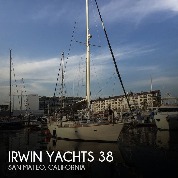 Used Boats For Sale in Santa Cruz, California by owner | 1989 Irwin Yachts 38
