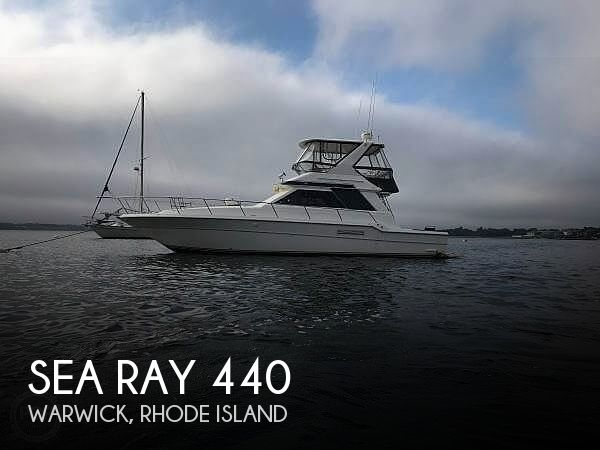 Used Sea Ray 44 Boats For Sale by owner | 1991 Sea Ray 44 Sedan Bridge