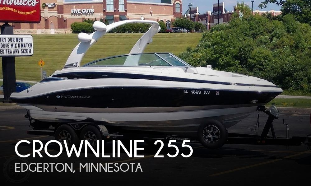 Used Boats For Sale in Minnesota by owner | 2016 Crownline 255