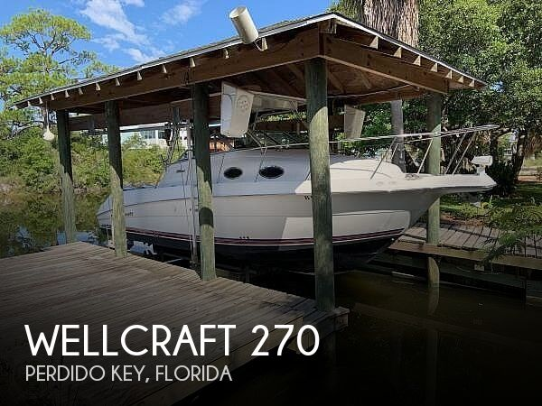 Used Wellcraft 27 Boats For Sale by owner | 2004 Wellcraft 27