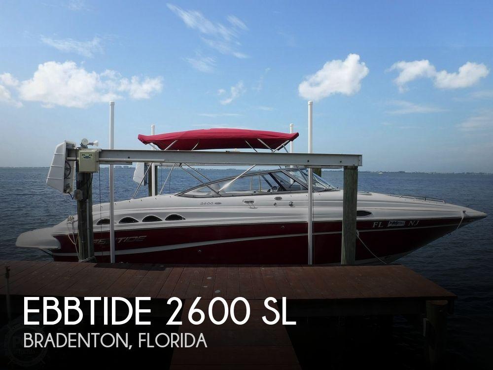 Used Ebbtide Boats For Sale by owner | 2007 Ebbtide 2600 SL