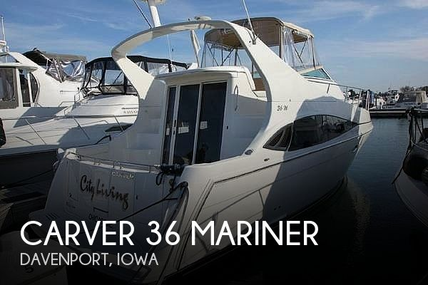 Used Carver Boats For Sale by owner | 2006 Carver 36 Mariner