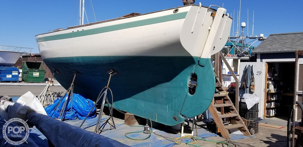 1958 Laurent Giles boat for sale, model of the boat is Wanderer 33' & Image # 16 of 40