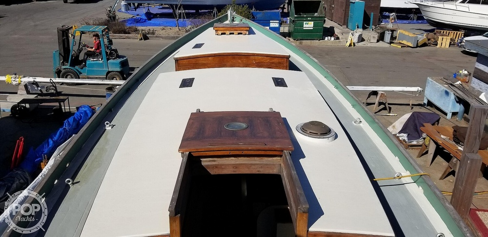 1958 Laurent Giles boat for sale, model of the boat is Wanderer 33' & Image # 21 of 40