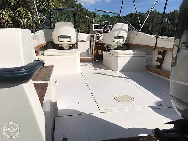 1984 Grady-White boat for sale, model of the boat is Tournament 223 & Image # 7 of 41