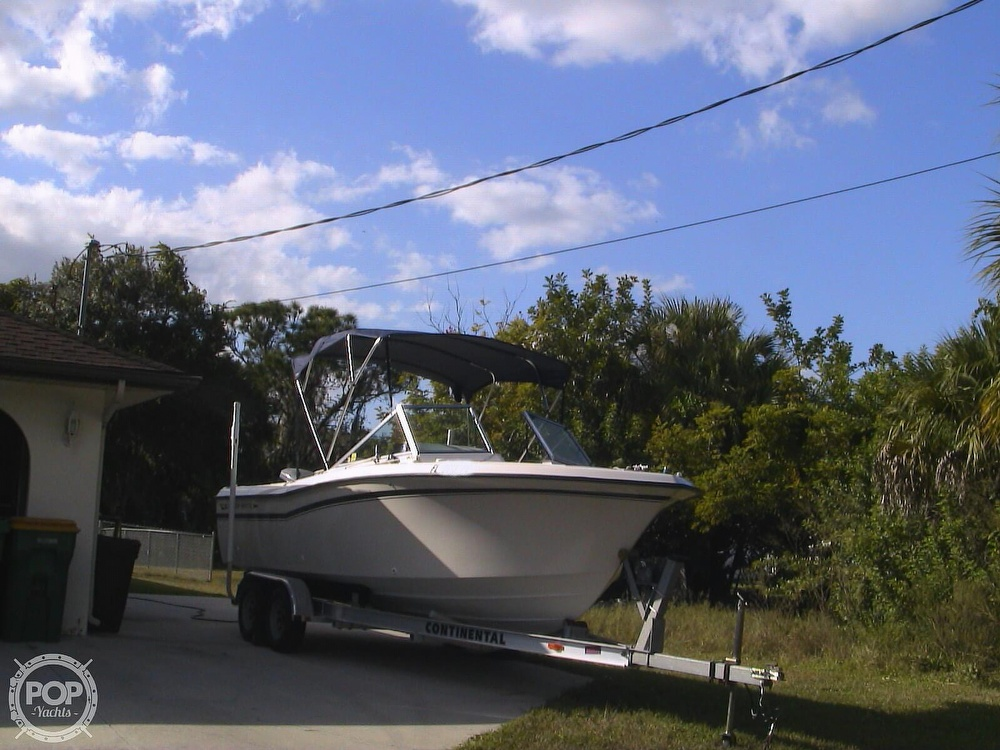 1984 Grady-White boat for sale, model of the boat is Tournament 223 & Image # 8 of 41