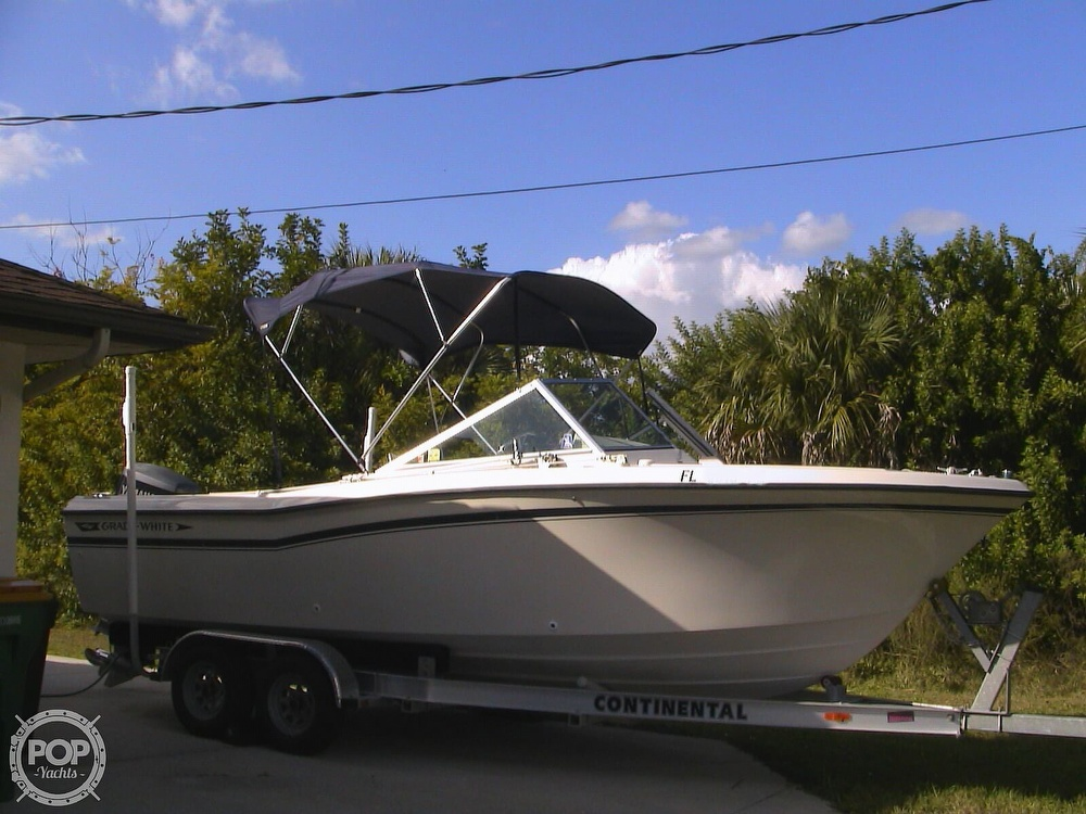 1984 Grady-White boat for sale, model of the boat is Tournament 223 & Image # 5 of 41