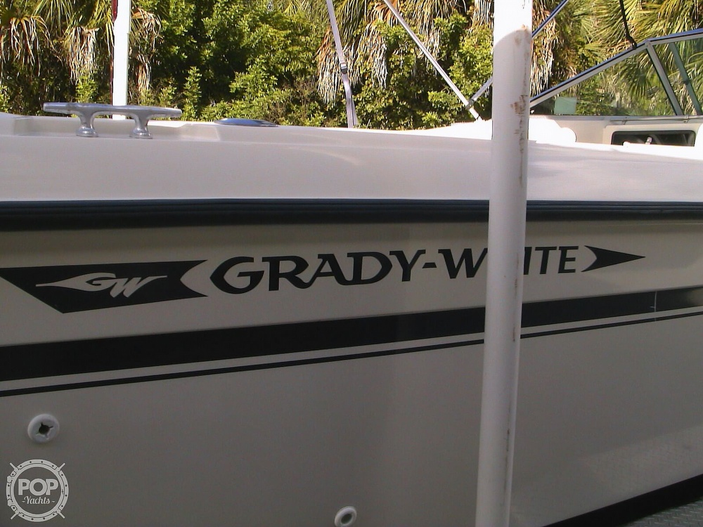 1984 Grady-White boat for sale, model of the boat is Tournament 223 & Image # 9 of 41