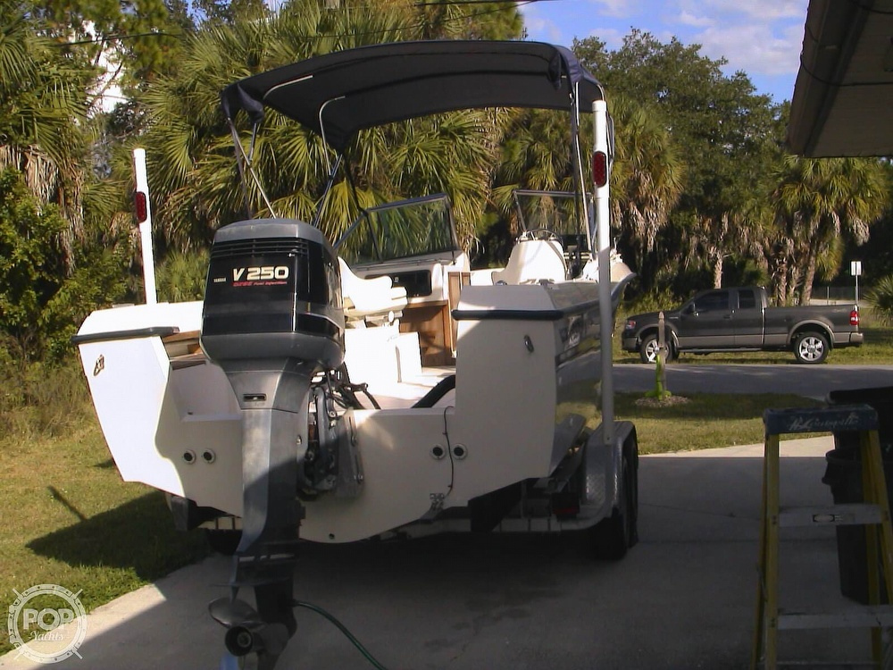 1984 Grady-White boat for sale, model of the boat is Tournament 223 & Image # 11 of 41