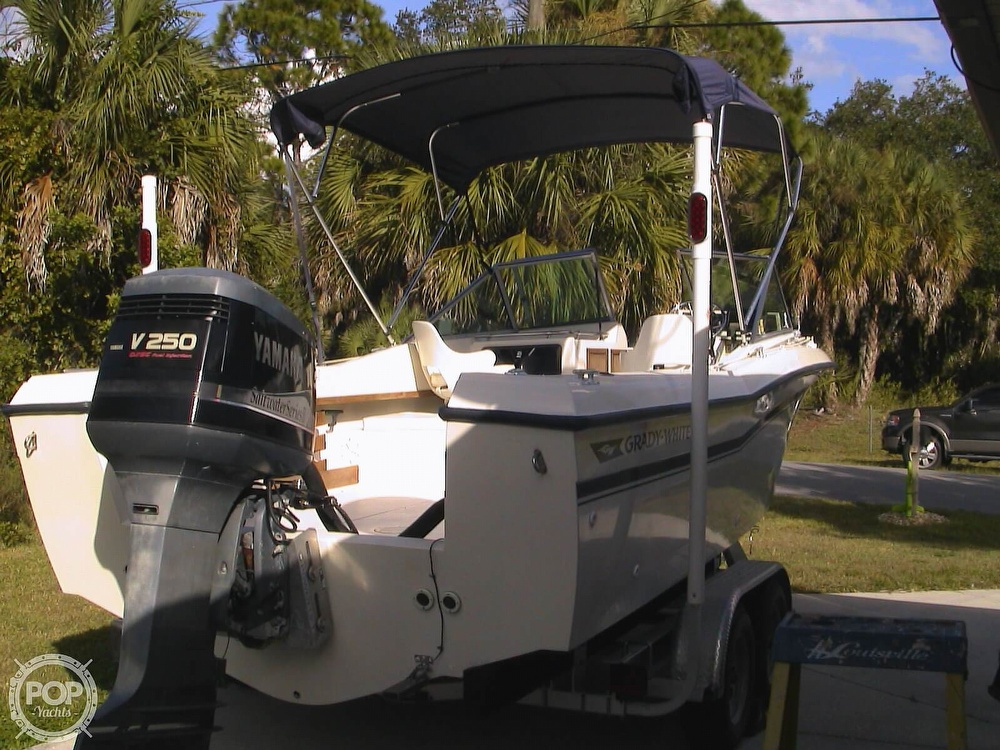 1984 Grady-White boat for sale, model of the boat is Tournament 223 & Image # 4 of 41
