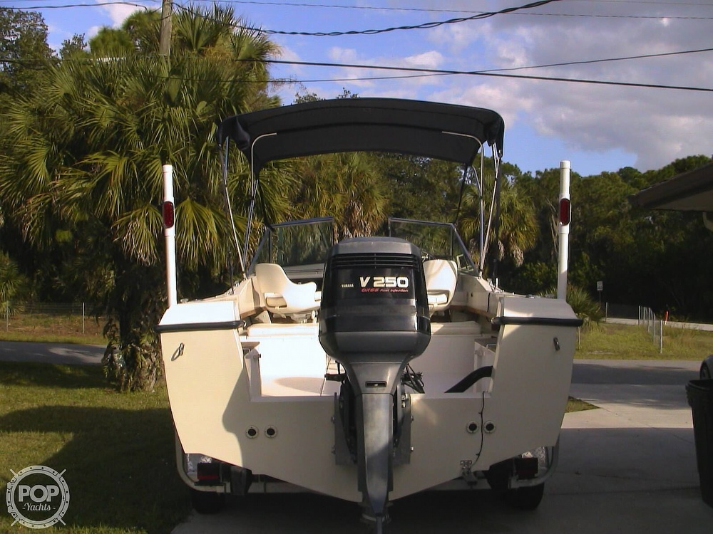 1984 Grady-White boat for sale, model of the boat is Tournament 223 & Image # 12 of 41