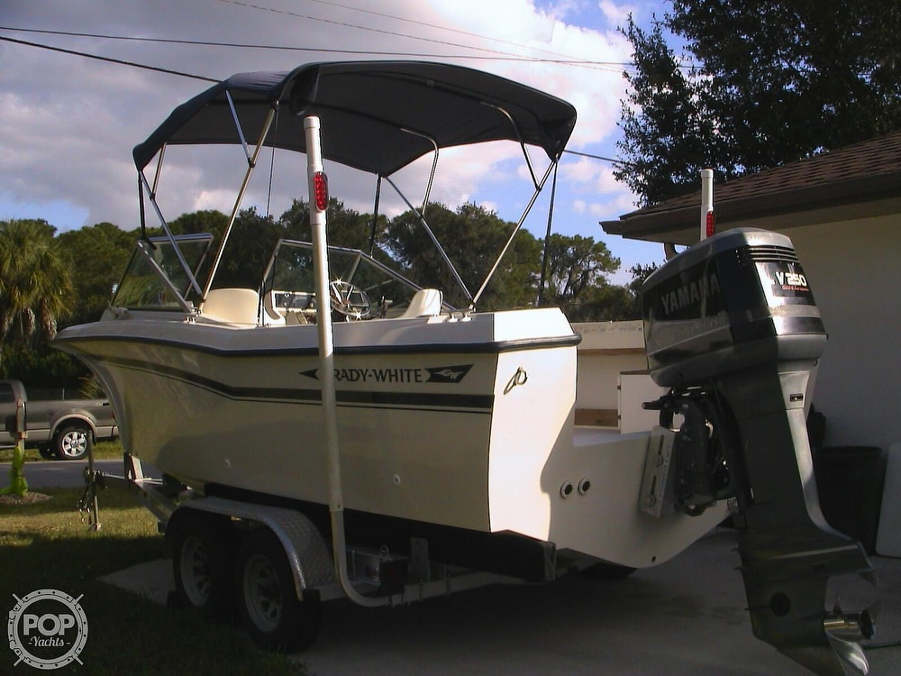 1984 Grady-White boat for sale, model of the boat is Tournament 223 & Image # 13 of 41