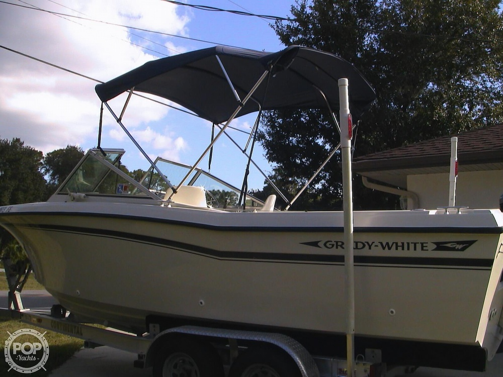 1984 Grady-White boat for sale, model of the boat is Tournament 223 & Image # 14 of 41