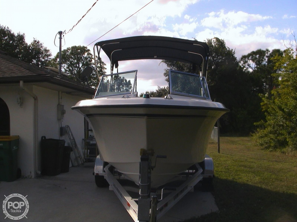 1984 Grady-White boat for sale, model of the boat is Tournament 223 & Image # 17 of 41