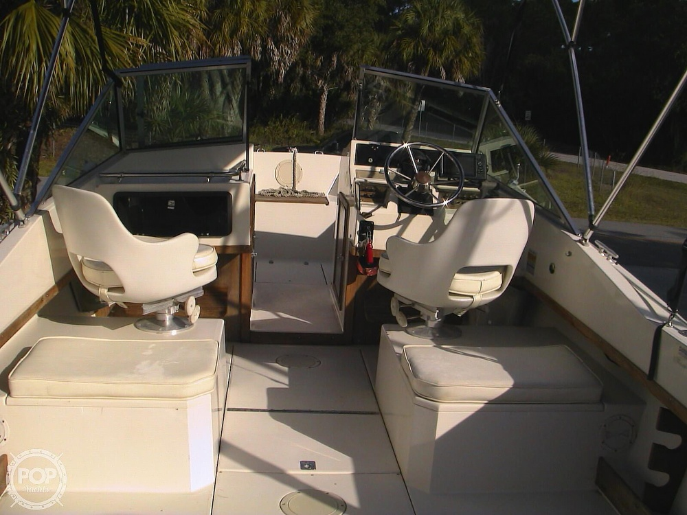 1984 Grady-White boat for sale, model of the boat is Tournament 223 & Image # 23 of 41