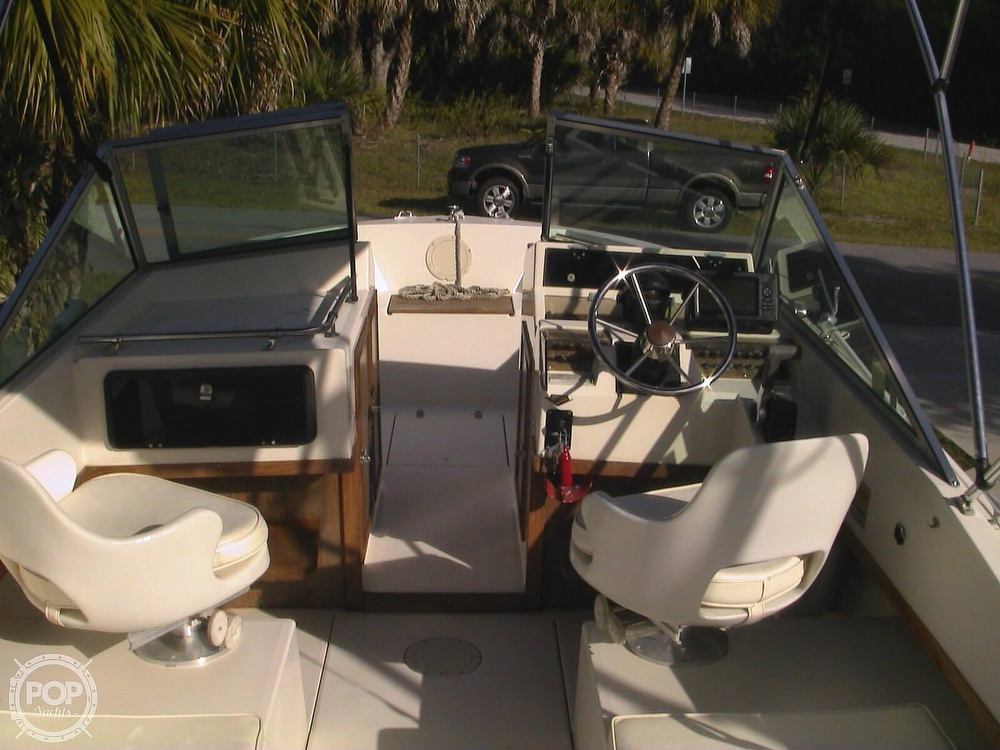 1984 Grady-White boat for sale, model of the boat is Tournament 223 & Image # 24 of 41