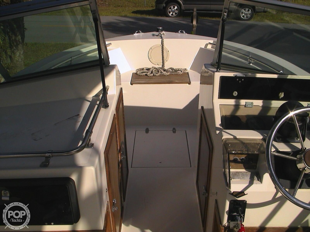 1984 Grady-White boat for sale, model of the boat is Tournament 223 & Image # 25 of 41