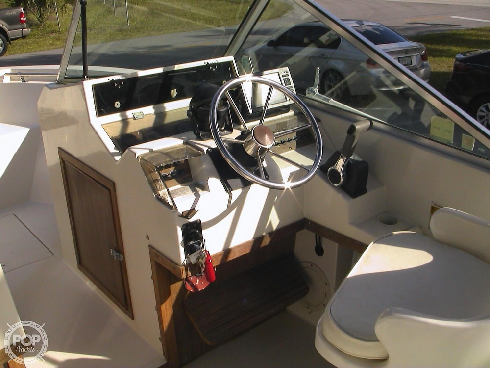 1984 Grady-White boat for sale, model of the boat is Tournament 223 & Image # 27 of 41