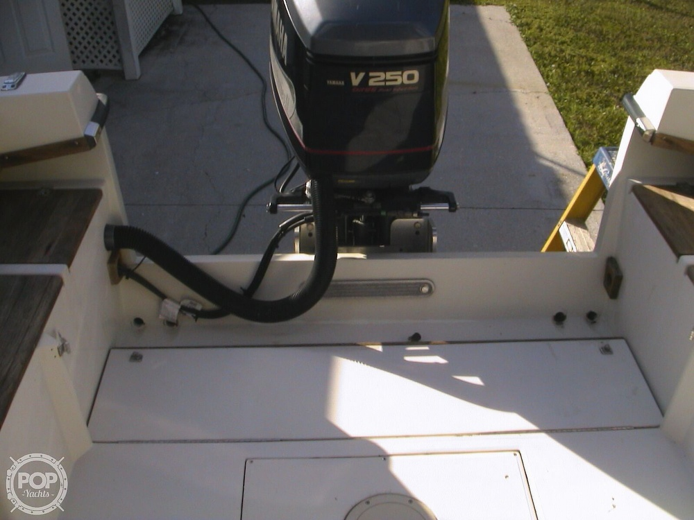 1984 Grady-White boat for sale, model of the boat is Tournament 223 & Image # 34 of 41