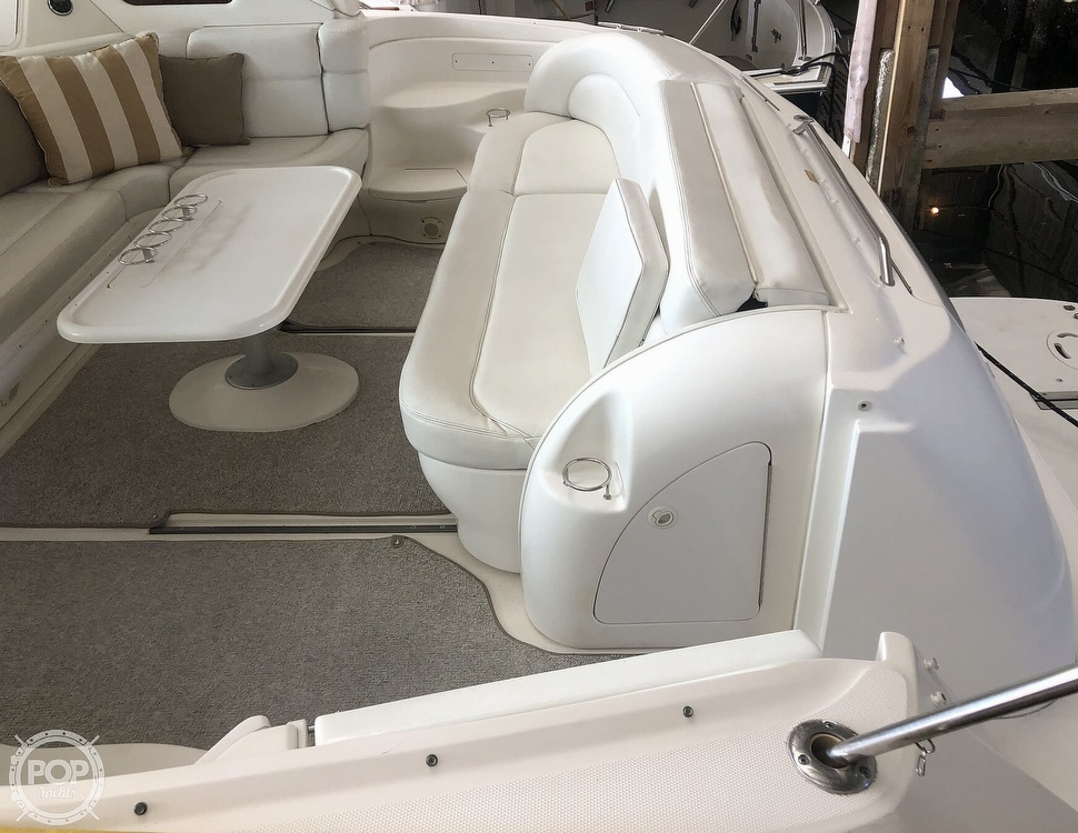 2000 Sea Ray boat for sale, model of the boat is 510 Sundancer & Image # 12 of 40