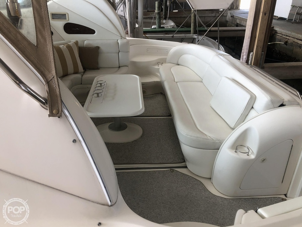 2000 Sea Ray boat for sale, model of the boat is 510 Sundancer & Image # 18 of 40