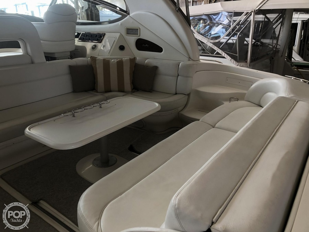2000 Sea Ray boat for sale, model of the boat is 510 Sundancer & Image # 35 of 40