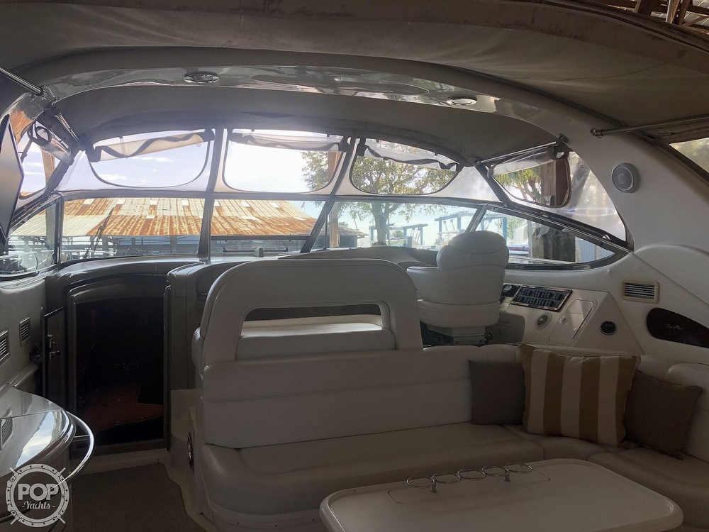 2000 Sea Ray boat for sale, model of the boat is 510 Sundancer & Image # 37 of 40
