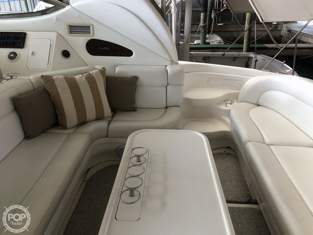 2000 Sea Ray boat for sale, model of the boat is 510 Sundancer & Image # 39 of 40