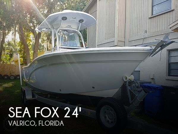 Used Sea Fox Boats For Sale by owner | 2015 Sea Fox 246