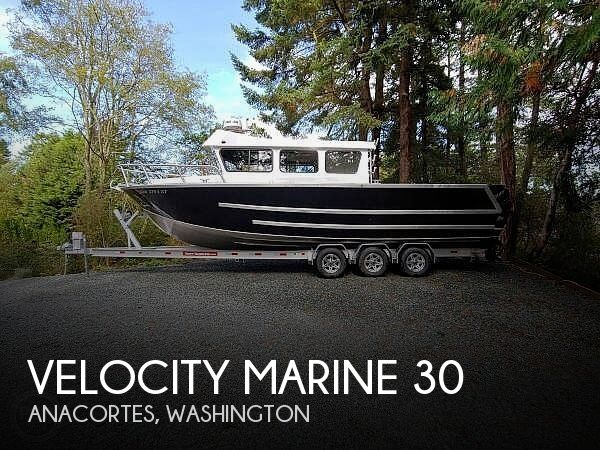 Used Boats For Sale in Washington by owner | 2019 Velocity Marine 30