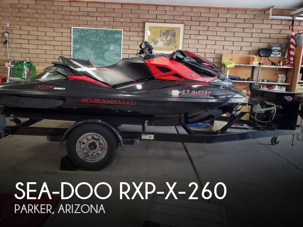 Used Sea-Doo Boats For Sale by owner | 2014 Sea-Doo Bombardier Rxp-x-260