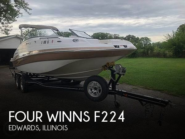 Used Four Winns Boats For Sale in Illinois by owner | 2008 Four Winns F224