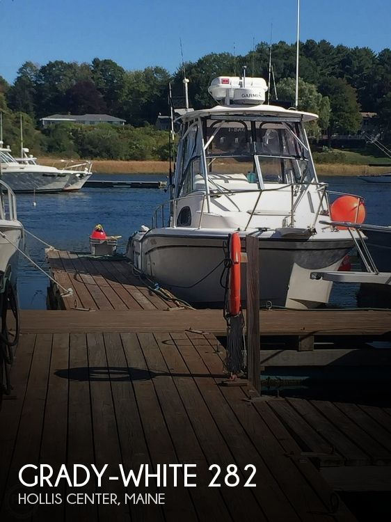 Used Grady-White Boats For Sale by owner | 2003 Grady-White 282 Sailfish