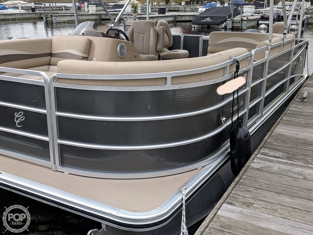 2015 Cypress Cay boat for sale, model of the boat is Seabreeze 210 & Image # 18 of 40
