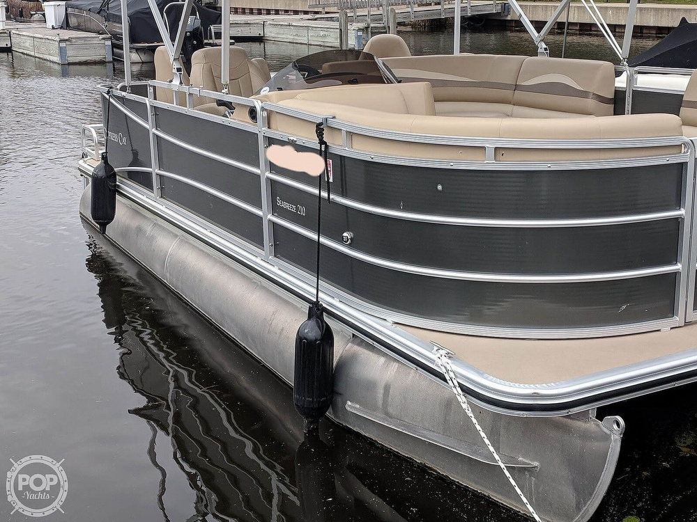 2015 Cypress Cay boat for sale, model of the boat is Seabreeze 210 & Image # 19 of 40