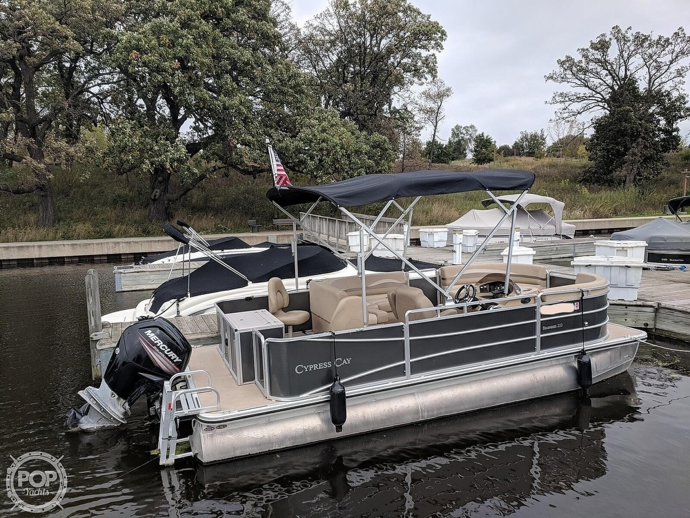 2015 Cypress Cay boat for sale, model of the boat is Seabreeze 210 & Image # 7 of 40
