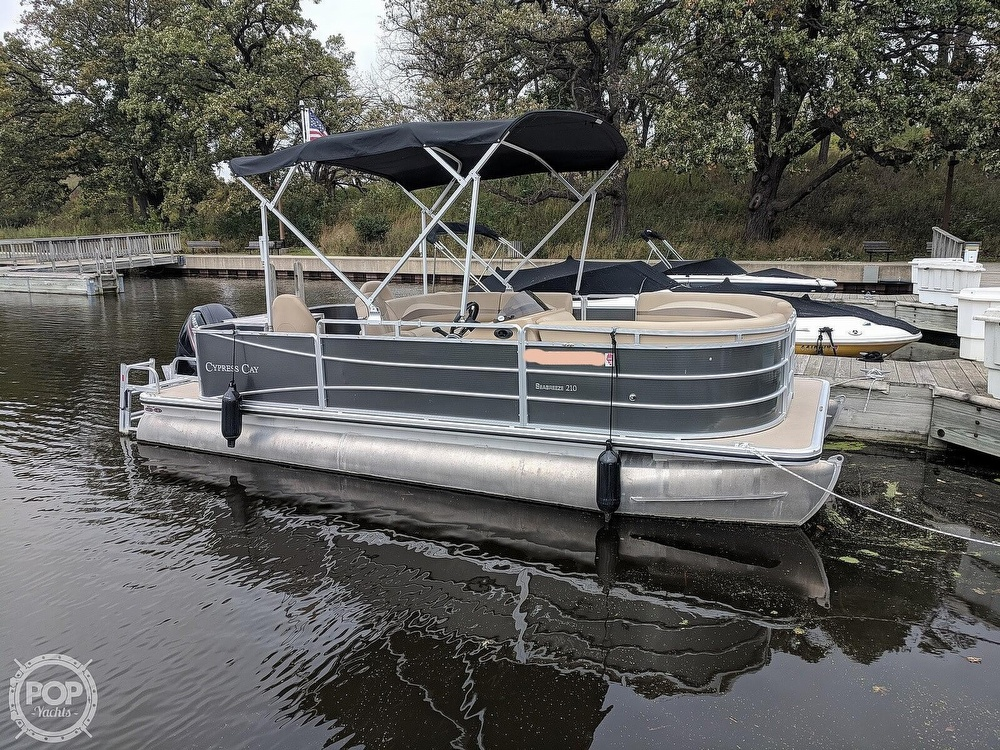 2015 Cypress Cay boat for sale, model of the boat is Seabreeze 210 & Image # 8 of 40
