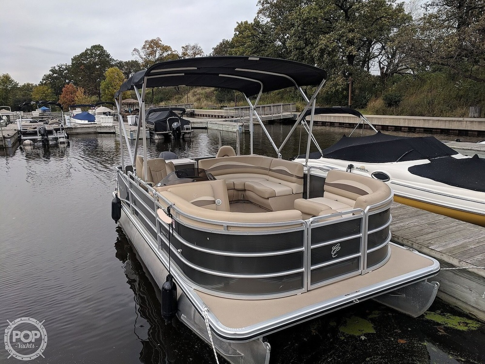 2015 Cypress Cay boat for sale, model of the boat is Seabreeze 210 & Image # 9 of 40
