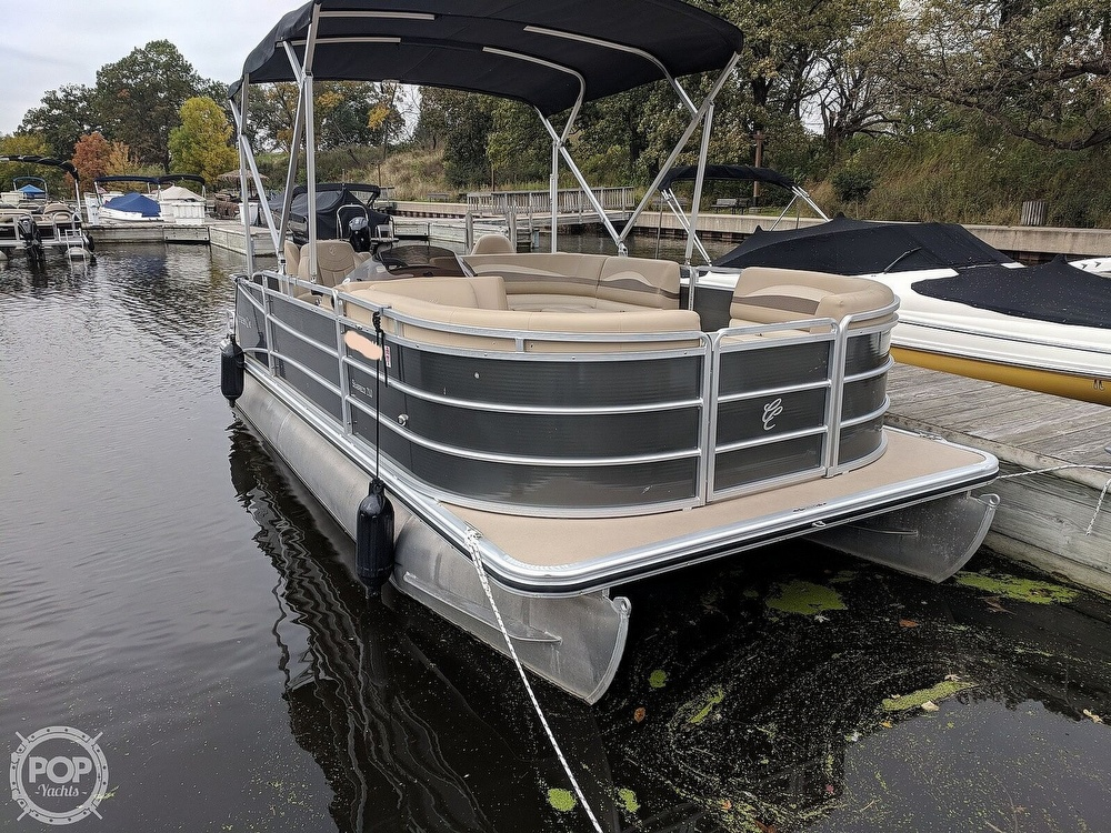 2015 Cypress Cay boat for sale, model of the boat is Seabreeze 210 & Image # 11 of 40
