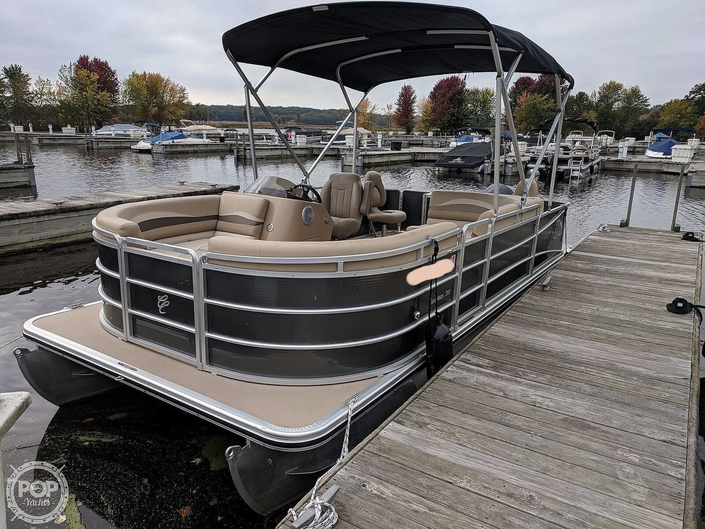 2015 Cypress Cay boat for sale, model of the boat is Seabreeze 210 & Image # 13 of 40