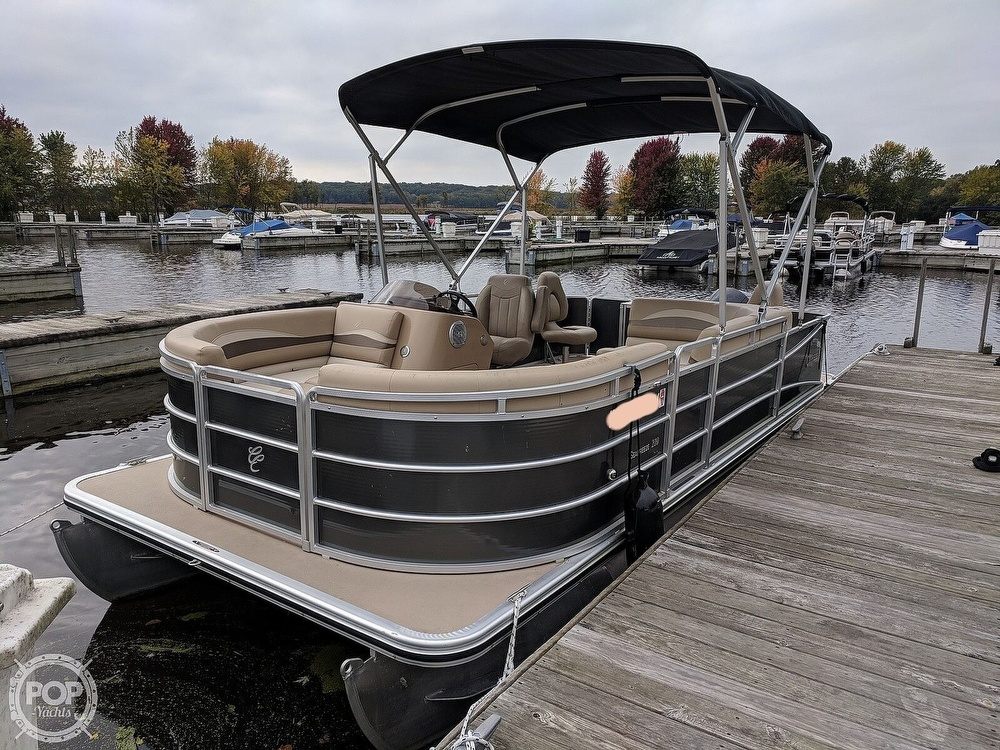 2015 Cypress Cay boat for sale, model of the boat is Seabreeze 210 & Image # 2 of 40