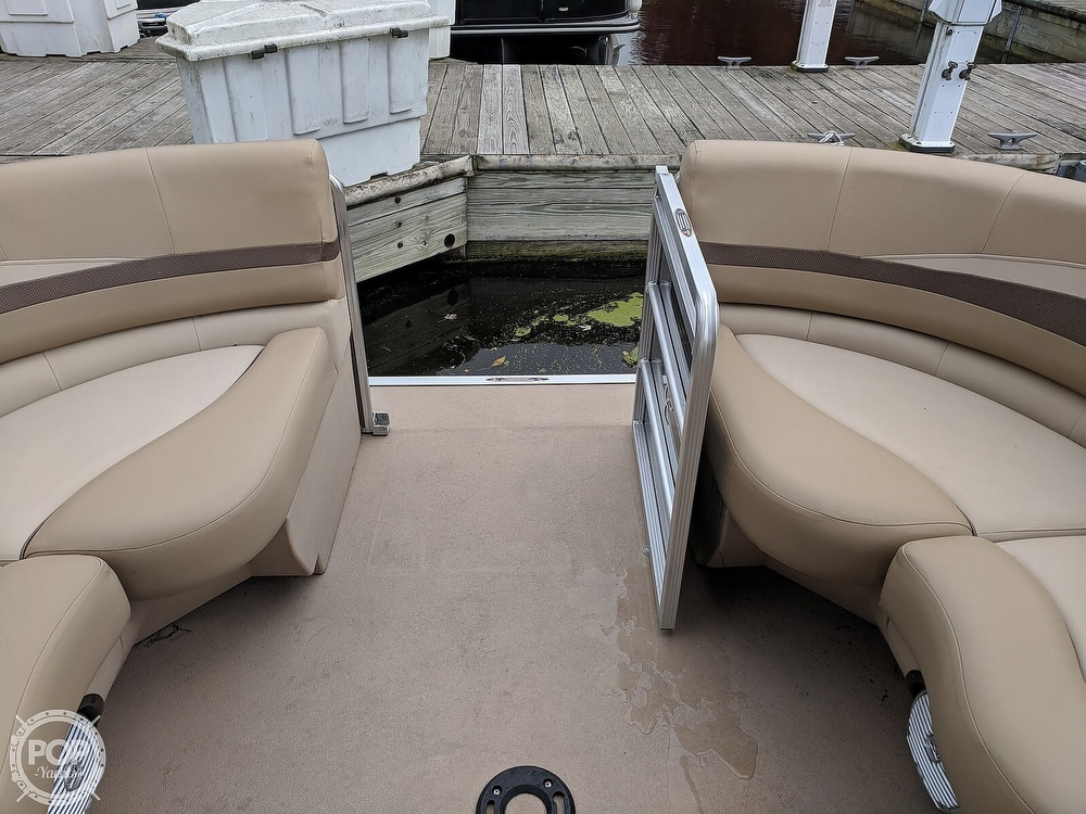 2015 Cypress Cay boat for sale, model of the boat is Seabreeze 210 & Image # 22 of 40