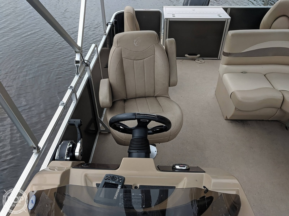 2015 Cypress Cay boat for sale, model of the boat is Seabreeze 210 & Image # 31 of 40