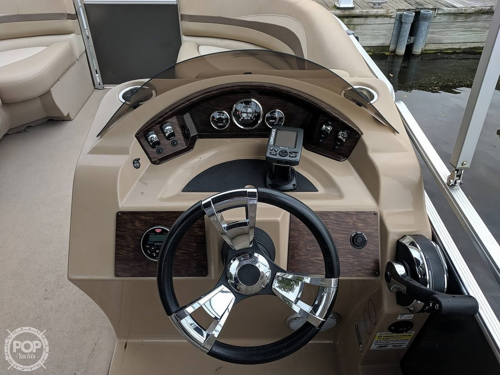 2015 Cypress Cay boat for sale, model of the boat is Seabreeze 210 & Image # 25 of 40