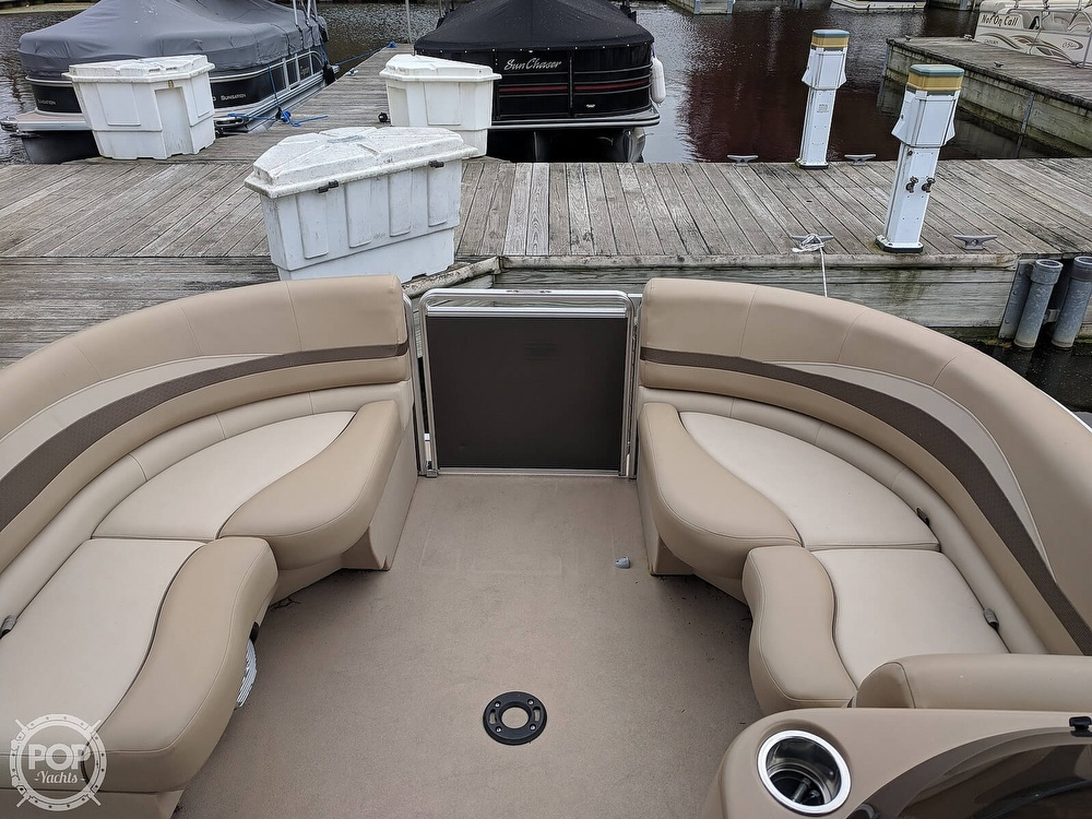 2015 Cypress Cay boat for sale, model of the boat is Seabreeze 210 & Image # 21 of 40