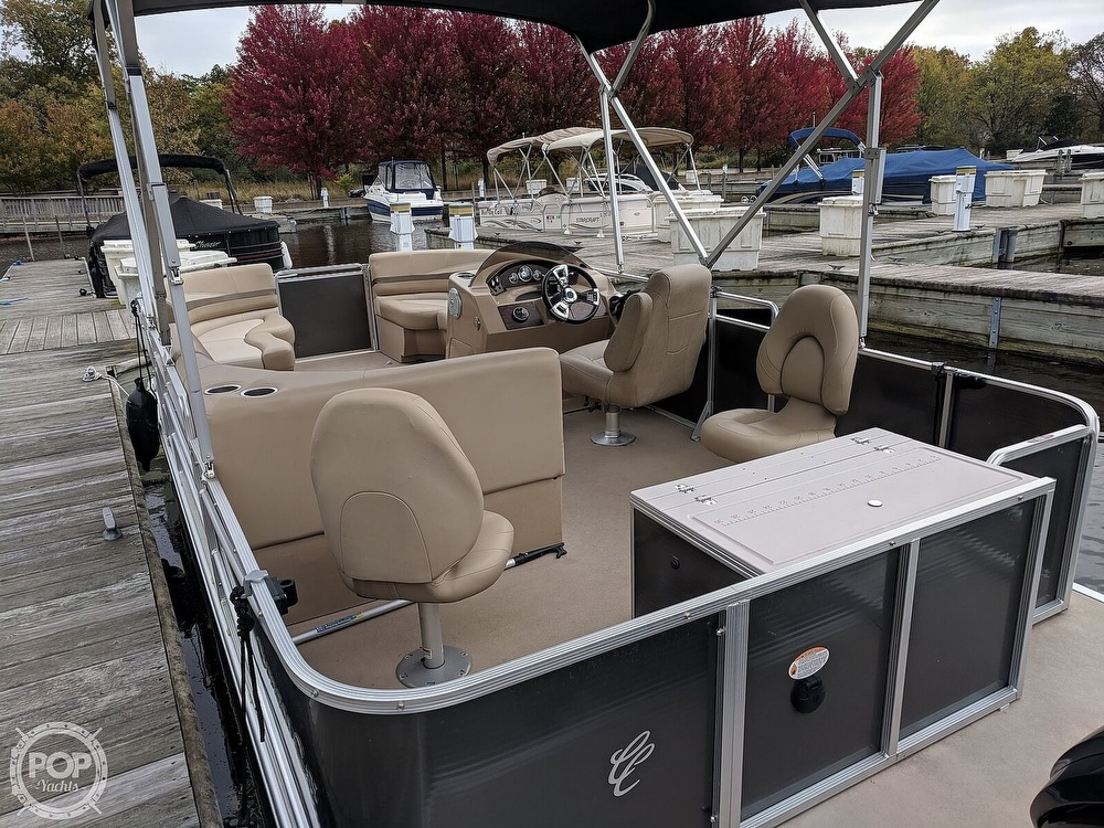 2015 Cypress Cay boat for sale, model of the boat is Seabreeze 210 & Image # 17 of 40