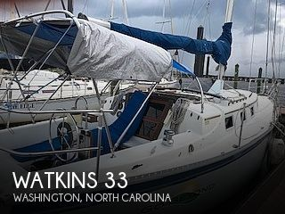 Used Watkins Boats For Sale by owner | 1988 Watkins 33