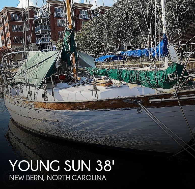 Used Sailboats For Sale in North Carolina by owner | 1979 Young Sun Westwind 35